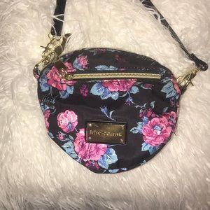 Betsy Johnson floral purse!